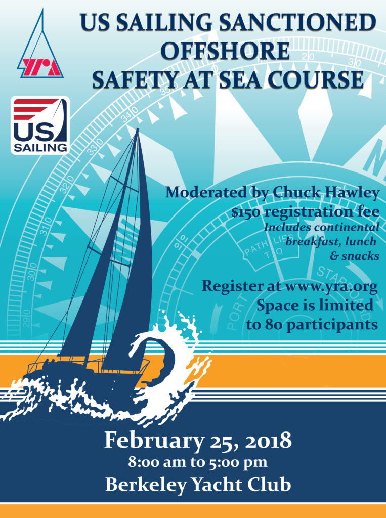 2018 Safety At Sea Course